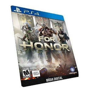 For Honor PS4 Game Digital PSN