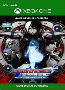 The King Of Fighters 2002 Xbox One Game Digital Xbox Live