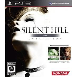 Jogo PS3 - Silent Hill Hd Collection - KONAMI Game DVD original