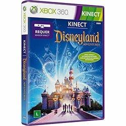 Jogo Xbox 360 -  Kinect Disneyland Adventure - Disney