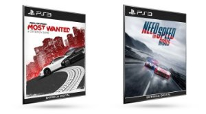 Need For Speed Most Wanted X Rivals PS3 Game Digital Original PSN