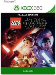 Lego Star Wars O Despertar da Força Xbox 360 Game Digital Original Xbox Live