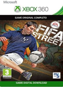 Fifa Street Xbox 360 Game Digital Original