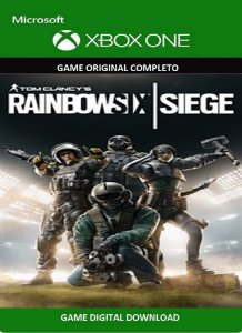 Tom Clancy's Rainbow Six Siege Game Xbox One Original Digital
