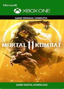 Mortal Kombat 11 Game Xbox One Original Digital Xbox Live