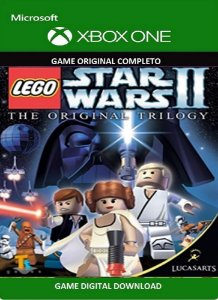 Lego Star Wars 2 Trilogy Game Xbox One Original Digital