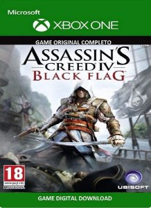 Assassins Creed IV Black Flag Game Xbox One Original