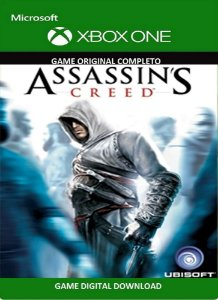 Assassins Creed Game Xbox One Original Xbox Live