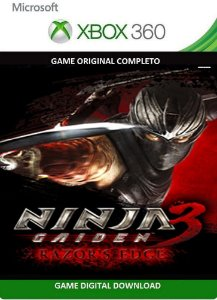 Ninja Gaiden 3 RE Xbox 360 Game Digital Original