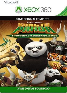 Kung Fu Panda Xbox 360 Game Digital Original