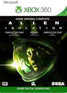 Alien Isolation Xbox 360 Game Digital Original Xbox Live