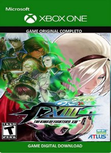 The King Of Fighters XIII Jogo Xbox One Game Digital Xbox Live