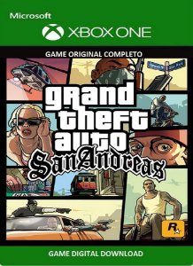 Gta san Andreas Game Xbox One Original Digital Xbox Live