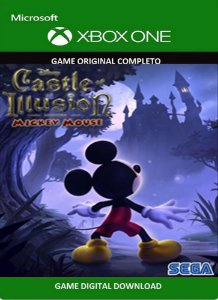 Castle of Illusion Starring Mickey Mouse Game Xbox One Original Digital Xbox Live