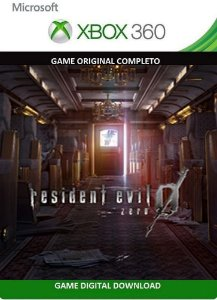 Resident Evil 0 Xbox 360 Game Digital Original