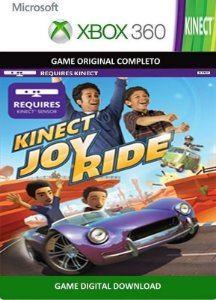 Kinect Joy Ride Xbox 360 Game Digital Original