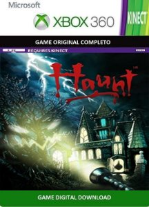 Haunt Game Kinect Xbox 360 Digital Original