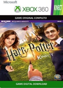 Harry Potter for Kinect Game Xbox 360 Digital Original
