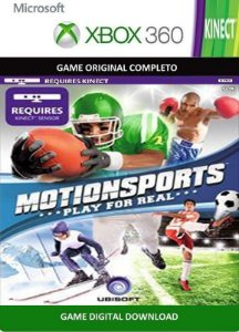 Motionsports Kinect Xbox 360 Game Digital Original