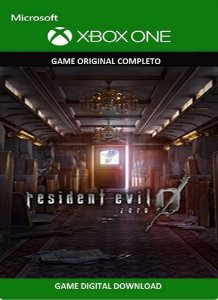 Resident Evil Zero 0 Game Xbox One Original Digital