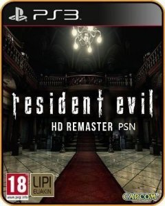 Resident Evil Remaster HD PS3 Game Digital PSN