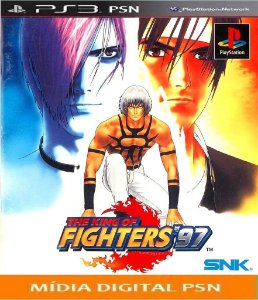 The King of Fighters 97 PS3 Game Digital PSN