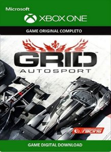 Grid Autosport Xbox One Game Digital Xbox Live