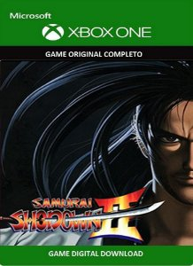 Samurai Shodown II Game Xbox One Original Digital Xbox Live