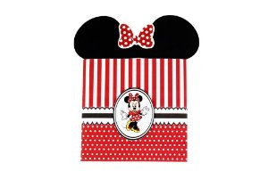 Convite Infantil Orelha Minnie e Mickey