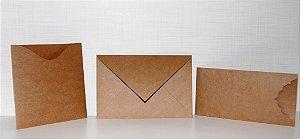 Envelopes Rústicos - Promoção