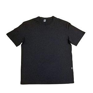 Camiseta Masculina Plus Size Gola Careca Lisa