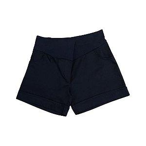 Shorts Gestante Sarja