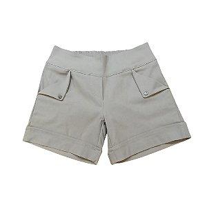 Shorts Gestante Sarja Bengaline