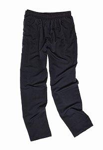 Calça Masculina Plus Size TacTel com Elástico Preto
