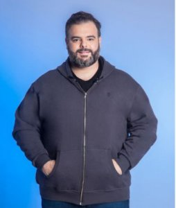 Blusa Masculina Plus Size Moletom Com Capuz Burg - Cores Diversas