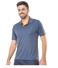 Camiseta Polo Masculina Plus Size Dry Fit