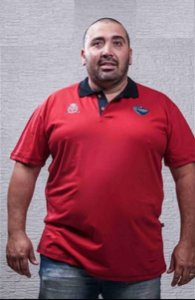 Camiseta Masculina Plus Size Polo We