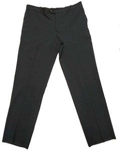 Calça Masculina Plus Size Social sem Elastano