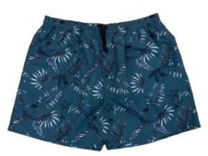 Shorts Masculino Plus Size Tactel Estampado