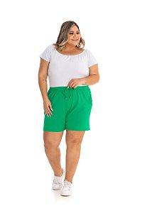 Blusa Feminina Plus Size Ciganinha