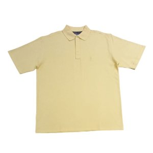 Camiseta Masculina Plus Size Polo Piquet