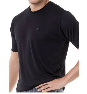 Camiseta Masculina Plus Size Careca Dry