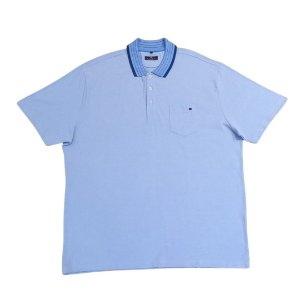 Camiseta Masculina Plus Size Polo