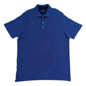 Camiseta Masculina Plus Size Polo Burg Mens Wear