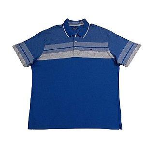 Camiseta Masculina Plus Size Polo TonSurTon Mens Wear