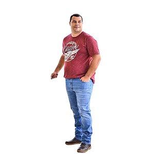 Calça Masculina Plus Size Tradicional Jeans