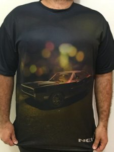 Camiseta Neka Dodge Charger RT