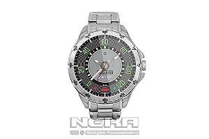 Velocimetro Fusca 120km Relógio personalizado 5776