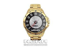 Velocimetro Ford Maverick Relógio Dourado 5776