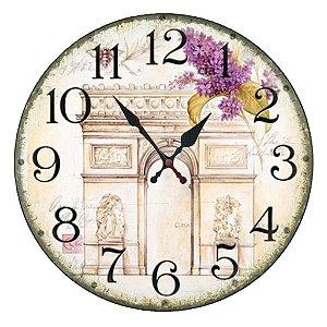 Relógio de Parede Roma com 39 cm